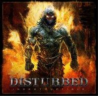 Виниловая пластинка Disturbed INDESTRUCTIBLE
