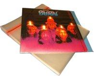 Проигрыватель виниловых дисков AudioToys LP Cover 100