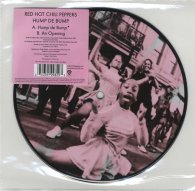 Виниловая пластинка Red Hot Chili Peppers HUMP DE BUMP (Picture disc/2 tracks)
