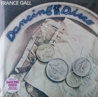 Виниловая пластинка France Gall DANCING DISCO (180 Gram)