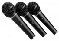 Микрофон Behringer XM1800S (комплект 3 шт.)