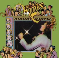 Виниловая пластинка The Kinks EVERYBODY'S IN SHOWBIZ (Gatefold)