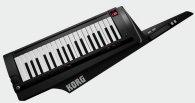 Синтезатор и пианино KORG RK-100S-BK