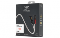 Акустический кабель QED SILVER ANN XT Pre-Terminated Speaker Cable 2.0m QE1430