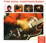 Виниловая пластинка The Kinks THE KINK KONTROVERSY (180 Gram/Solid red vinyl)