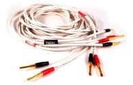 Акустический кабель Black Rhodium Twirl 3.0m banan white