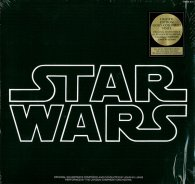 Виниловая пластинка John Williams STAR WARS - EPISODE IV - A NEW HOPE (180 Gram Gold vinyl/Gatefold)