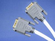 Кабель межблочный видео Supra DVI-DVI Cable 4m