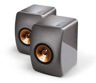 Полочная акустика KEF LS50 Titanium Gray