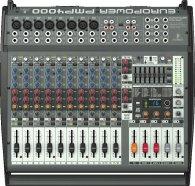 Микшер-усилитель Behringer PMP4000