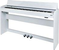 Синтезатор и пианино Roland F-120R-PW
