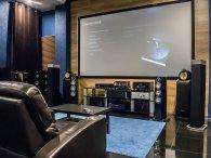 Акустика помещений: подготовка комнаты для домашнего кинотеатра