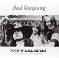Виниловая пластинка Bad Company ROCK N ROLL FANTASY: THE VERY BEST OF BAD COMPANY (Start your ear off right/180 Gram)