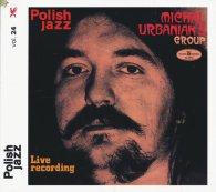 Виниловая пластинка Michal Urbaniak's Group LIVE RECORDING (Polish Jazz/Remastered/180 Gram)