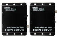 Комплект устройств для передачи сигналов HDMI Gefen GTB-HDMI-3DTV-BLK