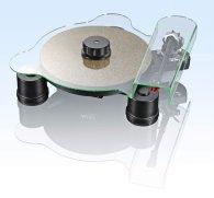 Проигрыватель виниловых дисков Avid HiFi FLAT Cover