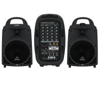 Звукоусилительный комплект Behringer PPA500BT
