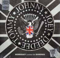 Виниловая пластинка Ramones MORRISSEY CURATES THE RAMONES (RSD LIMITED)