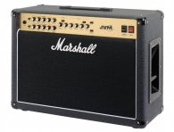 Музыкальный инструмент MARSHALL JVM 215C 50 WATT ALL VALVE 2 CHANNEL COMBO