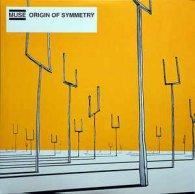 Виниловая пластинка Muse ORIGIN OF SYMMETRY (180 Gram)