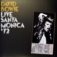 Виниловую пластинку David Bowie LIVE SANTA MONICA '72 (180 Gram)