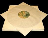 Конверт для виниловой пластинки AudioToys Delux white
