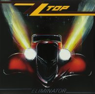 Виниловая пластинка ZZ Top ELIMINATOR Rocktober/140 Gram Red Vinyl
