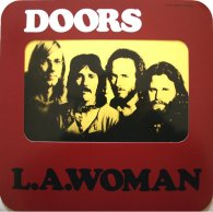 Виниловая пластинка The Doors L.A. WOMAN (STEREO) (180 Gram/Remastered at Bernie Grundman mastering)
