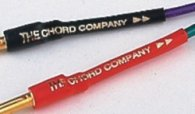 Chord Company Speaker Cable Banana Shrinks Red+Вlack pair (термоусадка)