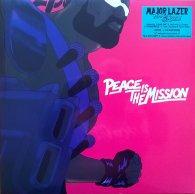 Виниловая пластинка Major Lazer PEACE IS THE MISSION (LP+CD)