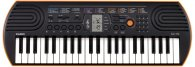 Синтезатор и пианино Casio SA-76