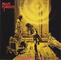 Виниловая пластинка Iron Maiden RUNNING FREE (Limited)