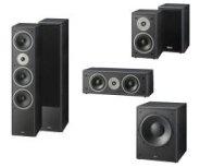Комплект акустики Magnat Monitor Supreme 8125 black 5.1 (800+201A+250+100)