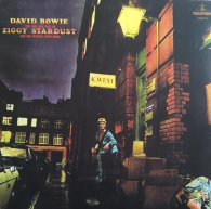Виниловая пластинка David Bowie THE RISE AND FALL OF ZIGGY STARDUST AND THE SPIDERS FROM MARS (180 Gram)