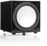 Сабвуфер Monitor Audio Silver W12 high gloss black