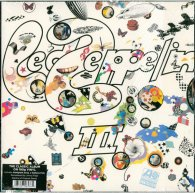 Виниловую пластинку Led Zeppelin LED ZEPPELIN III (Remastered/180 Gram)