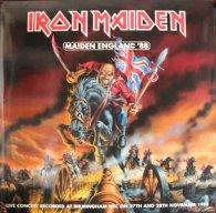 Виниловая пластинка Iron Maiden MAIDEN ENGLAND '88 (Picture disc/180 Gram)