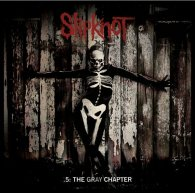 Виниловая пластинка Slipknot .5: THE GRAY CHAPTER (Green vinyl/180 Gram)