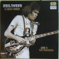 Виниловая пластинка Neil Young / Crazy Horse LIVE IN SAN FRANCISCO (180 Gram)