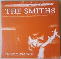 Виниловая пластинка The Smiths LOUDER THAN BOMBS