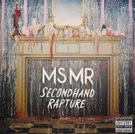 Виниловая пластинка MS MR SECONDHAND RAPTURE (W228)