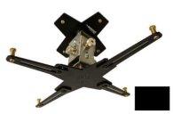 Кронштейн для проектора EuroMet 09057 АRAKNO Универсальный кронштейн для проектора до 45 кг – черный