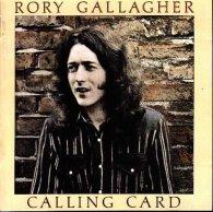 Виниловая пластинка Rory Gallagher CALLING CARD (180 Gram)