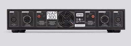Усилитель мощности Naim NAP 300 + 300PS