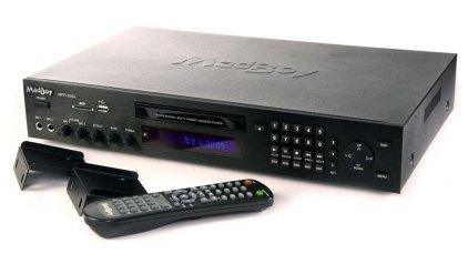 Караоке система MadBoy MFP-2000 + DVD-диск 500 любимых песен