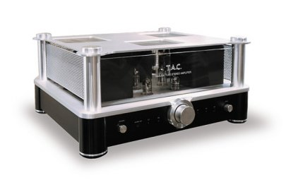 Ламповый усилитель T.A.C. V-60 black
