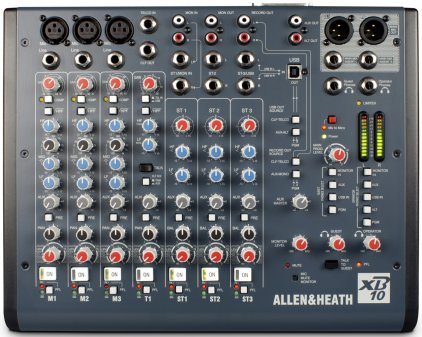 Микшер Allen&Heath XB10
