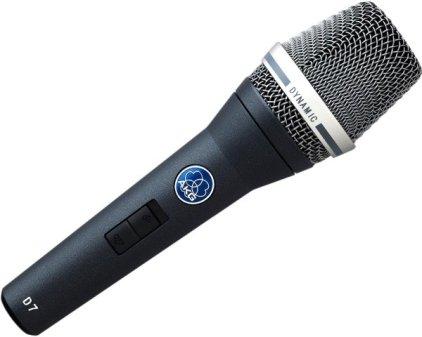 Микрофон AKG D7S
