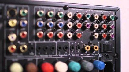 AV ресивер Cambridge Azur 751R v2 black
