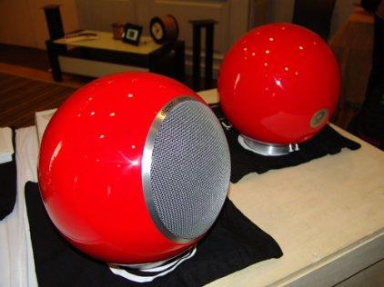 Полочная акустика Elipson Planet L red (шт.)